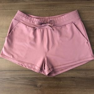 Pink Active Athletic Shorts